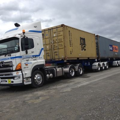 Container Movers